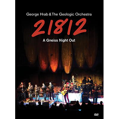 George Hrab, 21812 DVD