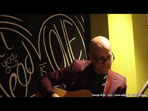 Small Comfort, George Hrab