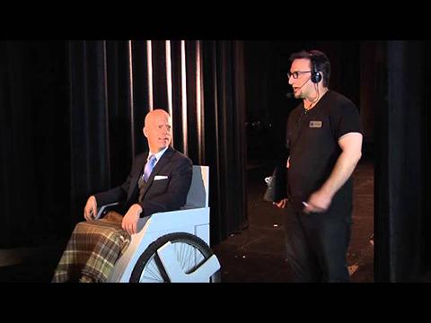 TAM 2012 Intro, George Hrab