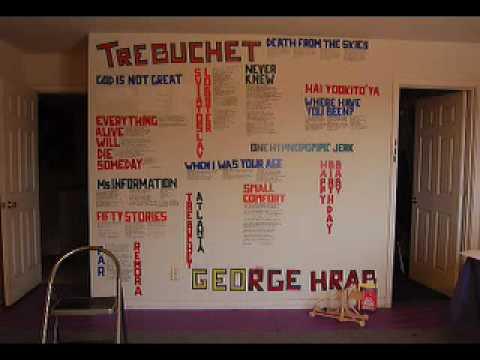 Trebuchet Timelapse, George Hrab